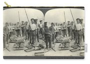 World War I Bakers Carry-all Pouch