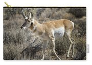 Wyoming Pronghorn Carry-all Pouch