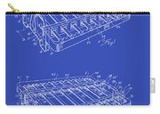 Xylophone Patent 1949 Carry-all Pouch