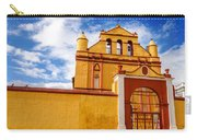 Yellow Colonial Church Carry-all Pouch