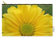 Yellow Softness Carry-all Pouch