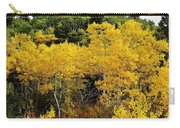 Yellow Trees  Carry-all Pouch