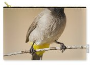 Yellow-vented Bulbul Pycnonotus Xanthopygos Carry-all Pouch