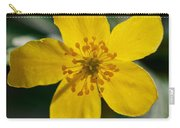 Yellow Wood Anemone Carry-all Pouch
