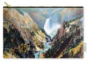 Yellowstone Canyon Yellowstone Np Carry-all Pouch