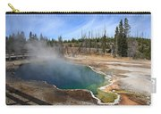 Yellowstone Park - Geyser Carry-all Pouch