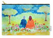 Yogananda And Swami Kriyananda Carry-all Pouch