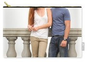 Young Couple Bridge Carry-all Pouch