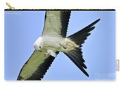Young Swallow-tailed Kite Carry-all Pouch