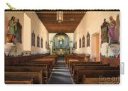 Ysleta Mission Of El Paso Texas Carry-all Pouch