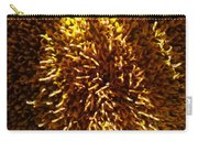 1 Zz Sunflower Carry-all Pouch