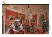 Dachshund Art Canvas Print Carry-all Pouch
