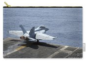 An Fa-18f Super Hornet Launches Carry-all Pouch by Stocktrek Images