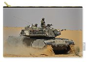 An Israel Defense Force Magach 7 Main Carry-all Pouch