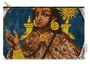 Atahualpa, Last Emperor Of The Incan Carry-all Pouch