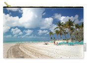 Beach At Coco Cay Carry-all Pouch