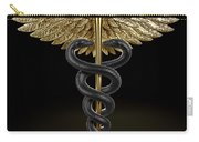 Caduceus Carry-all Pouch