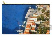 Kastellorizo Island Carry-all Pouch