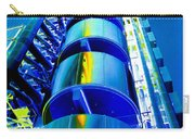 Lloyd's Building London Art Carry-all Pouch