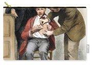 Louis Pasteur (1822-1895) Carry-all Pouch