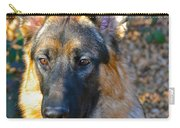 10-month-old Shepherd Carry-all Pouch