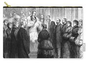 Queen Victoria (1819-1901) Carry-all Pouch