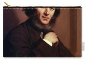 Robert Browning (1812-1889) Carry-all Pouch