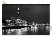 The Shard And Southbank London Carry-all Pouch