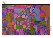 1008 Abstract Thought Carry-all Pouch