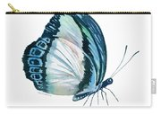 101 Perched Danis Danis Butterfly Carry-all Pouch