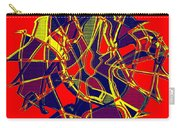 1010 Abstract Thought Carry-all Pouch