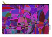 1016 Abstract Thought Carry-all Pouch