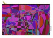 1017 Abstract Thought Carry-all Pouch