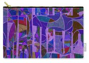 1022 Abstract Thought Carry-all Pouch