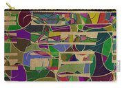 1023 Abstract Thought Carry-all Pouch