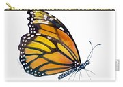 103 Perched Monarch Butterfly Carry-all Pouch