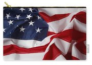 American Flag 34 Carry-all Pouch