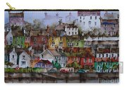 107 Windows Of Kinsale Co Cork Carry-all Pouch