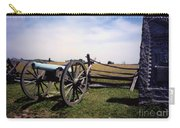 10th Mass Battery - Gettysburg Carry-all Pouch