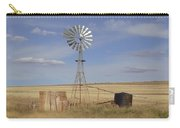 Australia - Windmill In The Wheat Field Carry-all Pouch