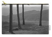 Blue Ridge Mountains - Virginia Bw 9 Carry-all Pouch