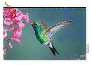 Broad-billed Hummingbird Carry-all Pouch