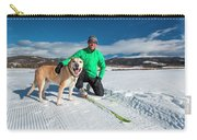 Colorado Cross Country Skiing Carry-all Pouch