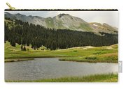Engineer Pass In Colorado  Carry-all Pouch