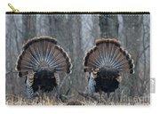 Jake Eastern Wild Turkeys Carry-all Pouch