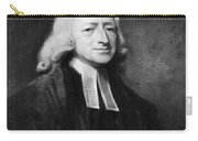 John Wesley (1703-1791) Carry-all Pouch
