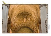 Mezquita Cathedral Interior In Cordoba Carry-all Pouch