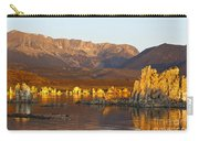 Mono Lake California Carry-all Pouch by Jason O Watson
