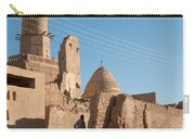 Mud Brick Village Carry-all Pouch