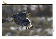 Rough-legged Hawk Carry-all Pouch